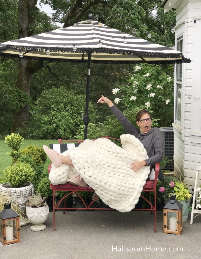 How To Add Fringe A Outdoor Umbrella