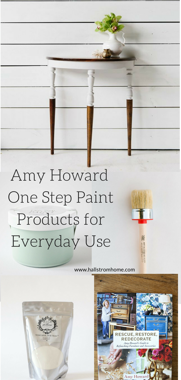 Amy Howard One Step Paint Products