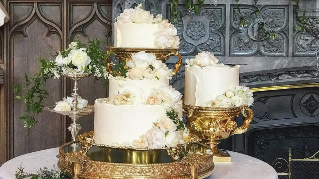 20 Most Beautiful Wedding Cakes You'll Want To See