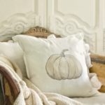 How to Make Cute Hand Painted Pumpkin Pillows for Fall
