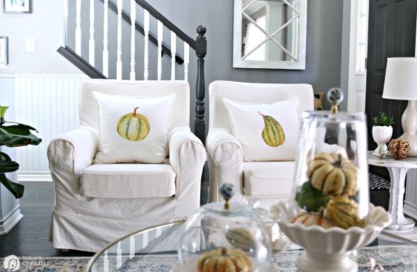 |Easy Fabric Pumpkins No Sew Tutorial|Todays creative life|Toilet Paper Pumpkins|Fall Crafts|5 Minute Crafts|Kids Crafts|Fabric Pumpkins|DIY Pumpkins|
