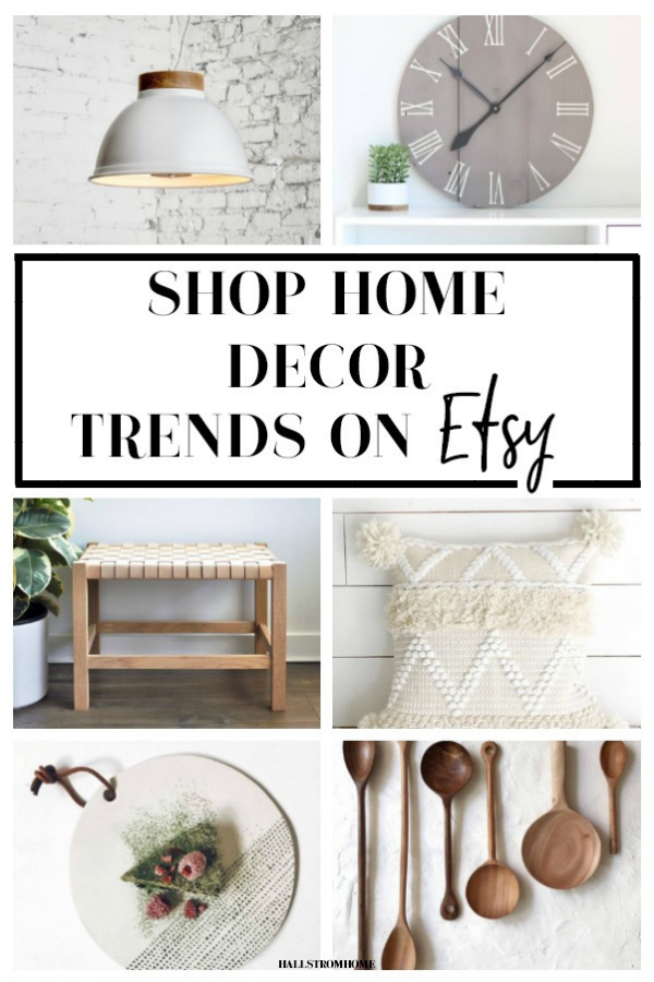 Here are the Best Things on Etsy for Your Home |Etsy Finds|Etsy Decor|Home Decor|Farmhouse Decor|Fall Decor|kitchen decor|kitchen remodel| Living Room| Home Remodel|Etsy Home Decor|Best Etsy Finds|Best Etsy Shops| Shabby Chic|Modern Farmhouse|Etsy Gift Shops|best gift Shops| Etsy finds blog| HallstromHome.com