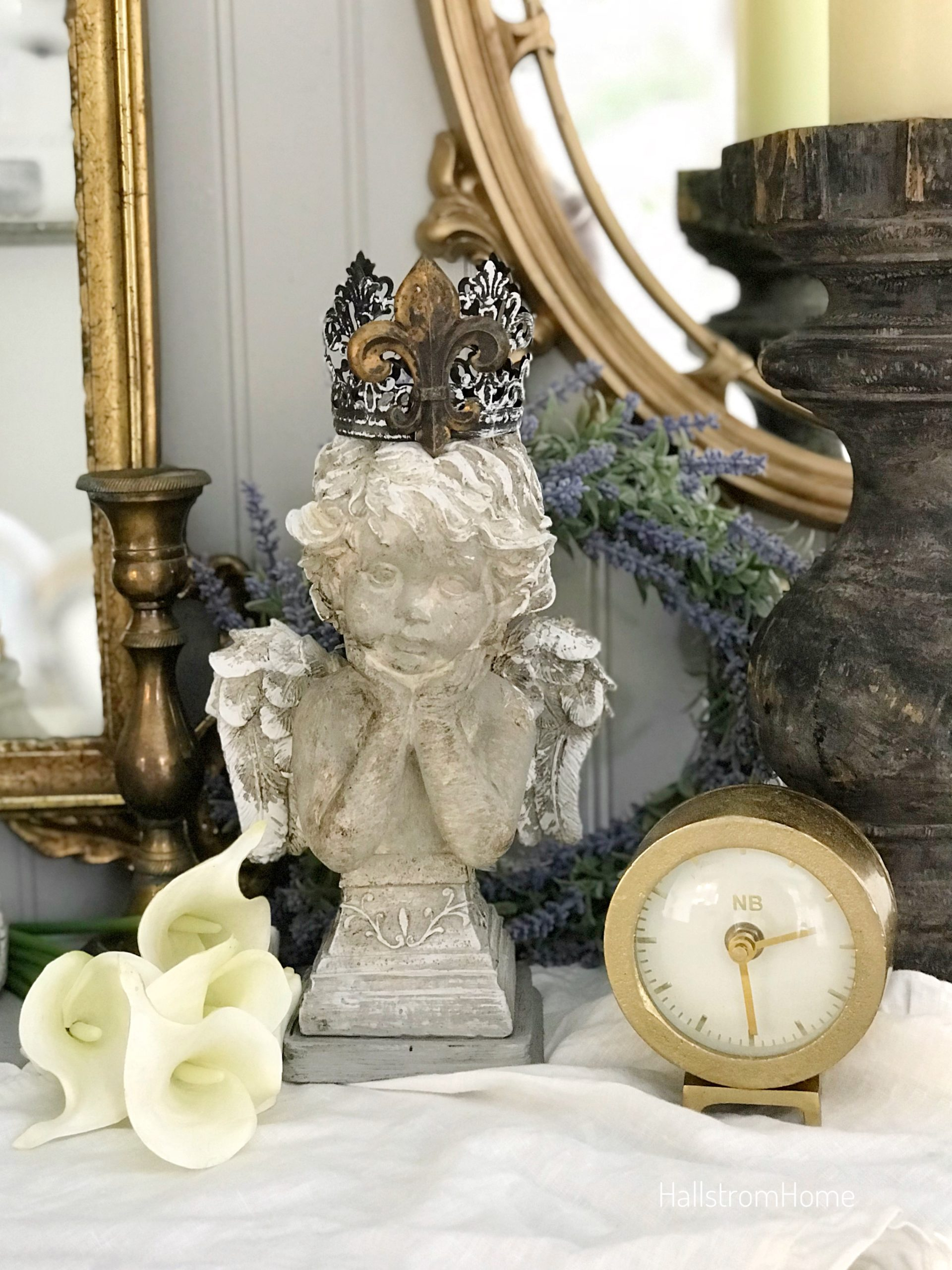 Not Your Grandmother's French Decor