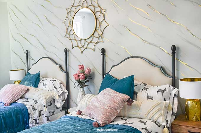 7 Tips to Boho Your Girls Bedroom – Hallstrom Home