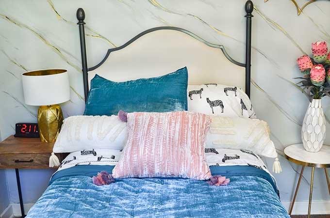 7 Tips To Boho Your Girls Bedroom Hallstrom Home
