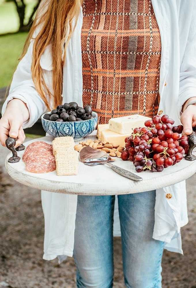 How to Use a Charcuterie Board for Entertaining