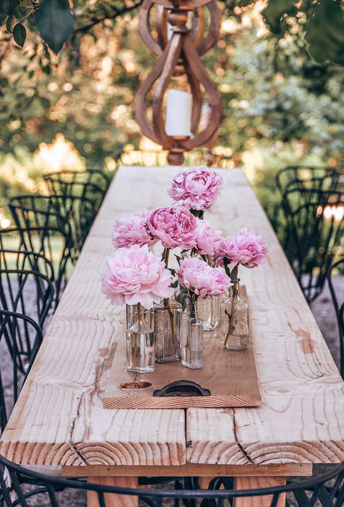 Diy Outdoor Farmhouse Table Hallstrom Home
