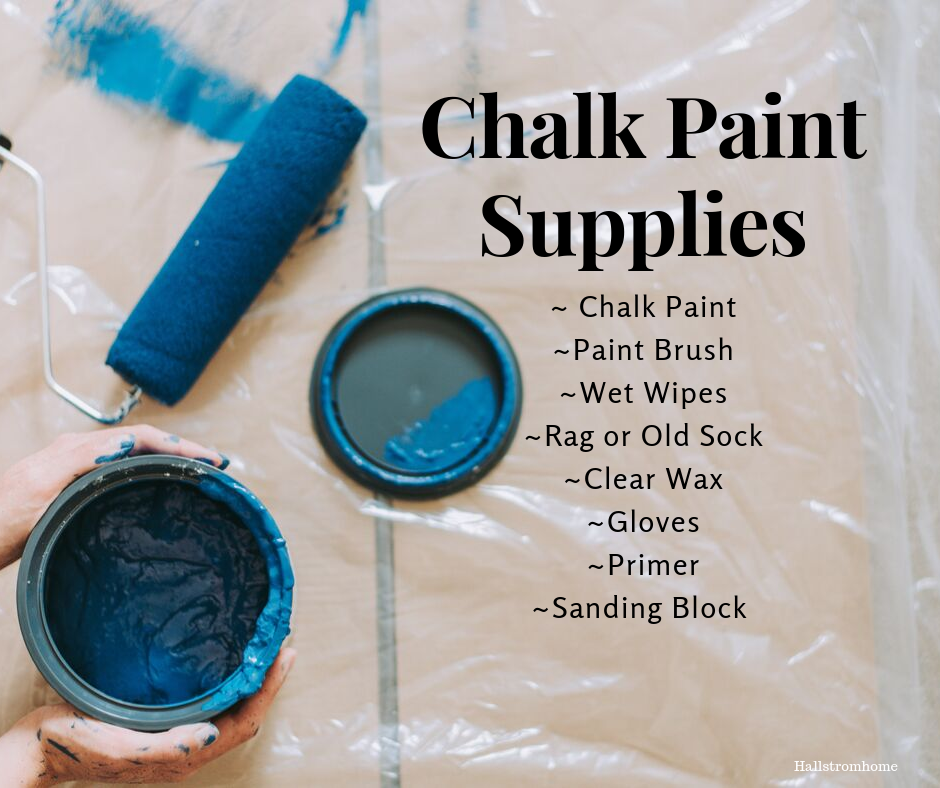Chalk Painting for Beginners/ 7 things You Need to Know \ Chalk Paint Supplies you need to get started for your diy crafts/ Chalk paint guide/ chalk painting furniture/ fing up furniture/ recycled furniture/ painted furniture/ easy paint tips/ chalk painting 101/ chalk paint brands/ chalk paint supplies