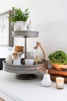 Tiered Tray Style Tips |Farmhouse Kitchen|Farmhouse Tiered Tray|Tiered Tray Styling|Cookie Tray Party|Party Planning|Cookie Party Tray|How to Decorate a Tiered Tray|Farmhouse Tiered Tray Decor|Cookie Tray Display|Farmhouse Kitchen Decor|Kitchen Farmhouse Style|Hallstrom Home