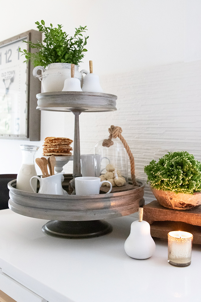 Tiered Tray Style Tips