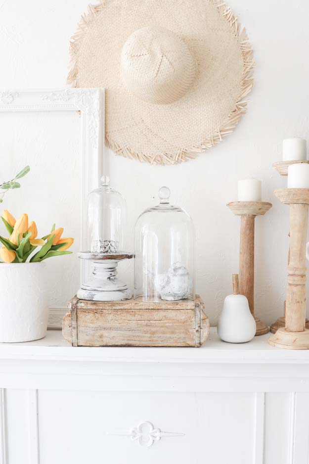 Spring Mantel Decor Trends