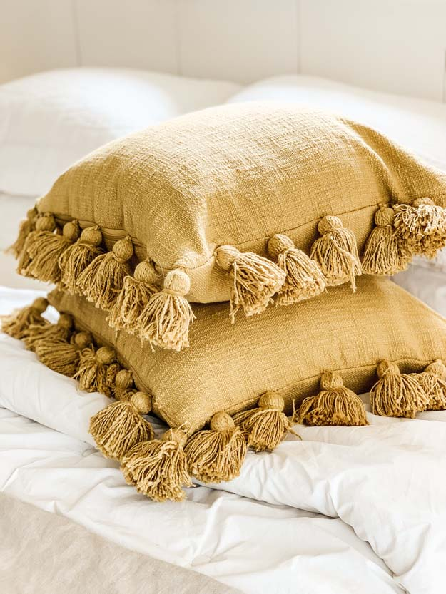 Trending Pillows for Home Decor