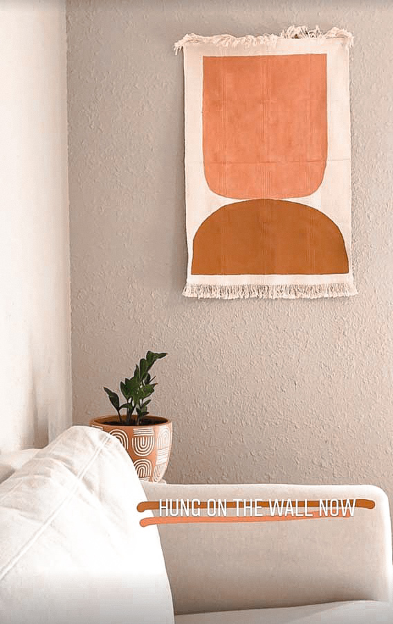 DIY Minimalist abstract Art / Canvas Art / Minimalist painting ideas / abstract wall art / How To Make Minimalist Modern Wall Art / Hugge Wall art / upcycled art / how to make large art pieces / scandinavian style art / minimalist painting ideas / Diy canvas / Line art / DIY minimalist wall art tuturial / Easy wall art / painting tutorial / hand painted wall art / neutral color wall art / HallstromHome