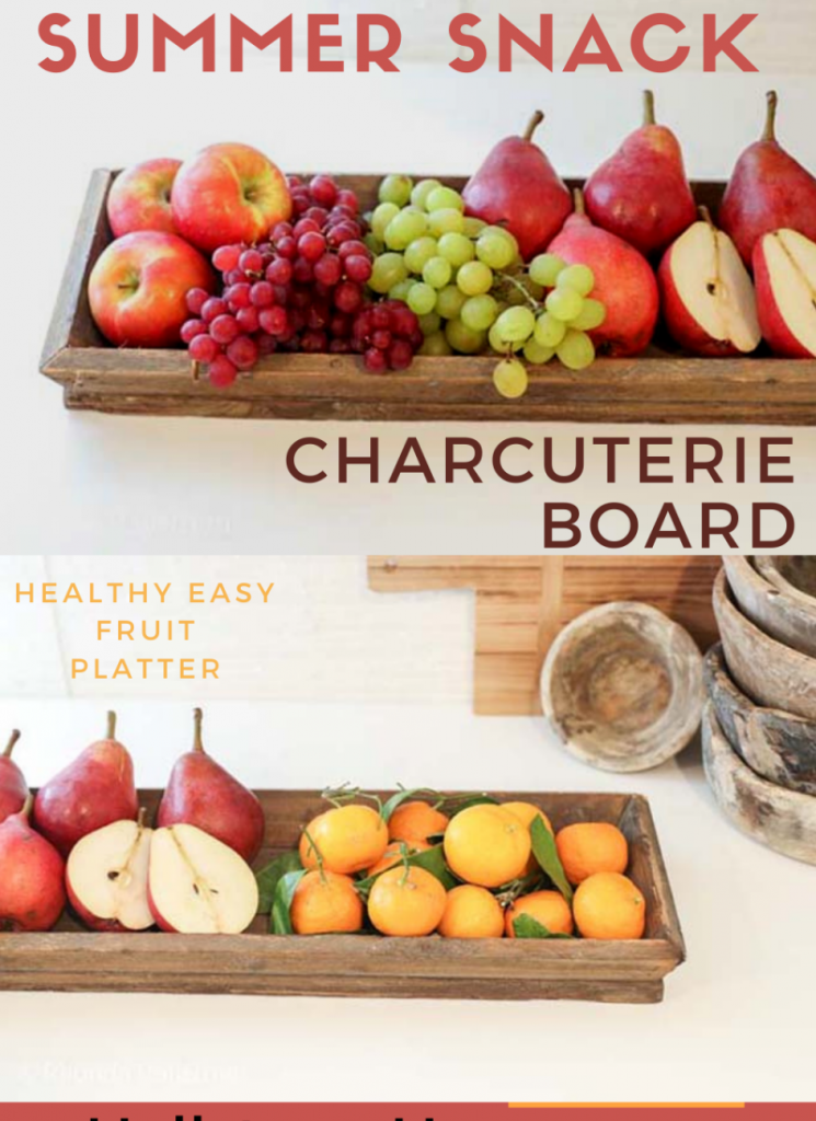 Best Charcuterie Boards / How to make Charcuterie Board / easy charcuterie boards / farmhouse style charcuterie boards / healthy charcuterie boards / desert charcuterie boards / best charcuterie board recipes / wood serving tray / sharing charcuterie board / charcuterie board for two / simple charcuterie board ideas / HallstromHome
