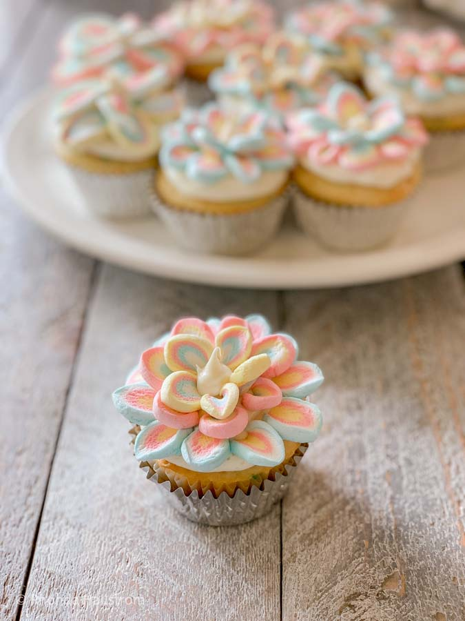Ideas For Cupcake Decorating