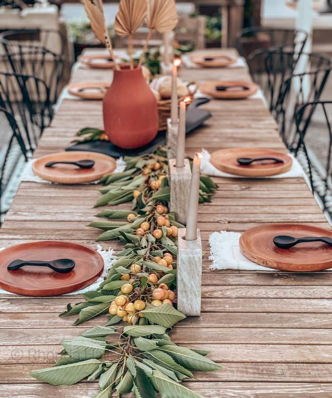 Table Decor For Wedding