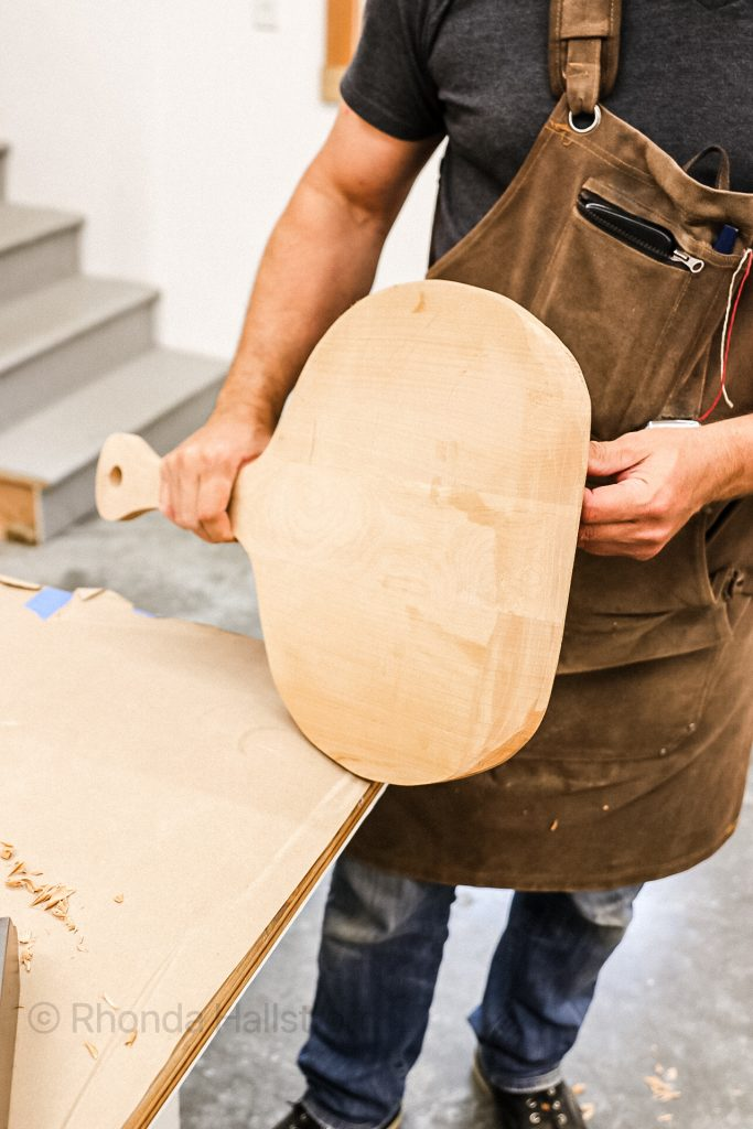 Large Wood Pizza Paddle / How To Make Wood Pizza Paddle / diy wood pizza paddle / hand crafted pizza paddle /hand made pizza paddle/ wood crafts / HallstromHome