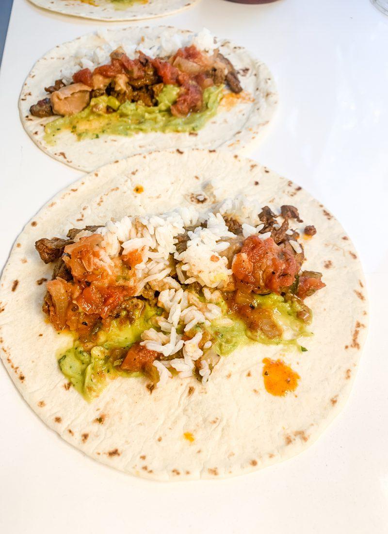 Ideas For Taco Night / Taco Tuesday Ideas / Ingredients For Tacos / Healthy Taco Recipe / Keto Tacos / Vegetarian Taco Filling / Gluten Free / HallstromHome