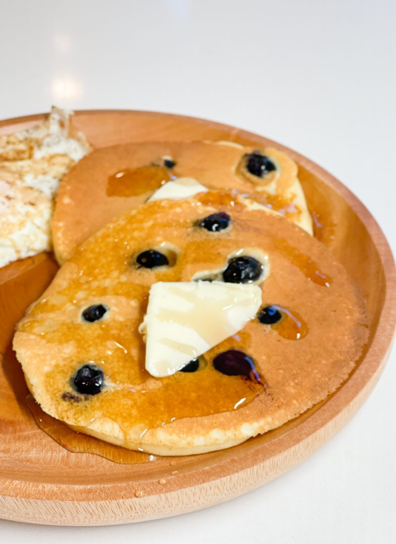 Fluffy Buttermilk Pancake