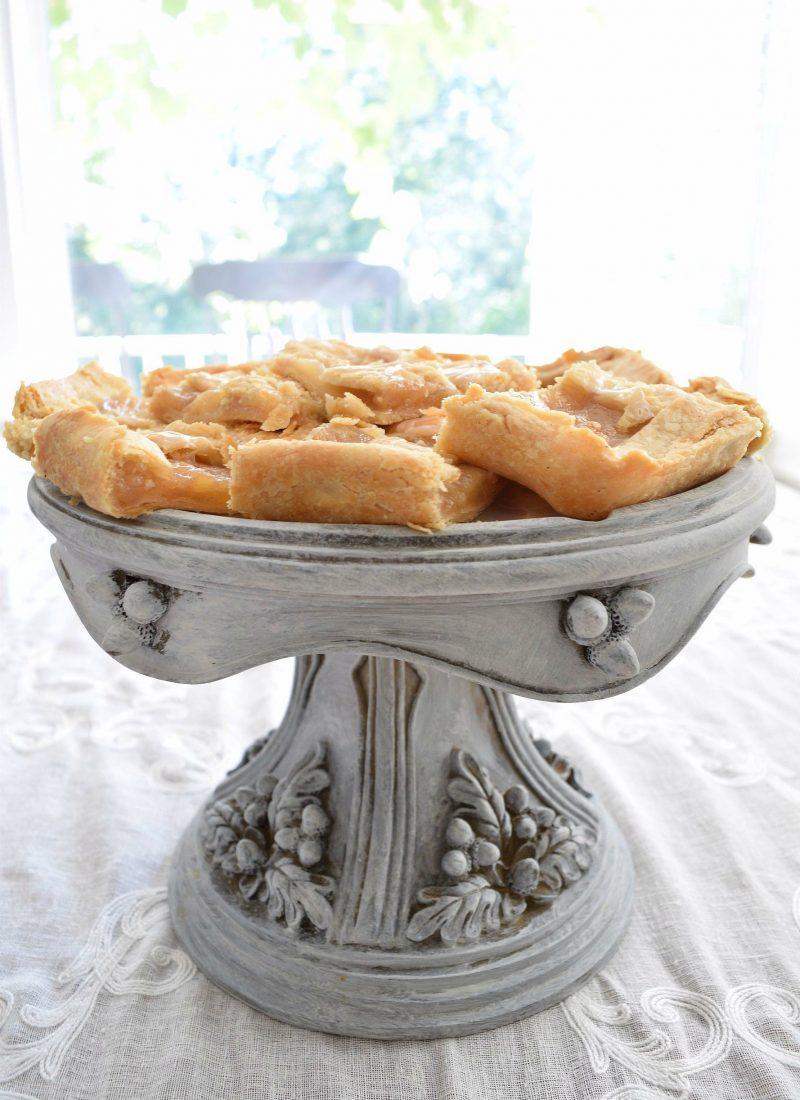 Pear Bars Recipe / Pear Dessert Bars / Pear Bars Taste Of Home / Homemade Pear Bars / Fresh Pear Bars / Homemade Recipe For Pear Bars / HallstromHome